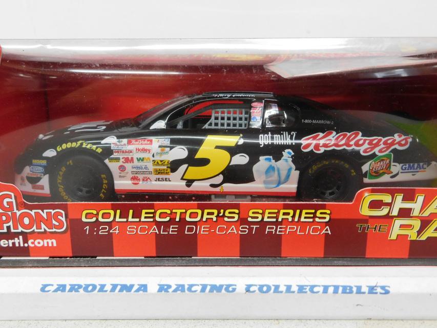 NASCAR DECAL #14  KELLOGG/'S CORN FLAKES 1993 LUMINA TERRY LABONTE 1//24 Scale JNJ